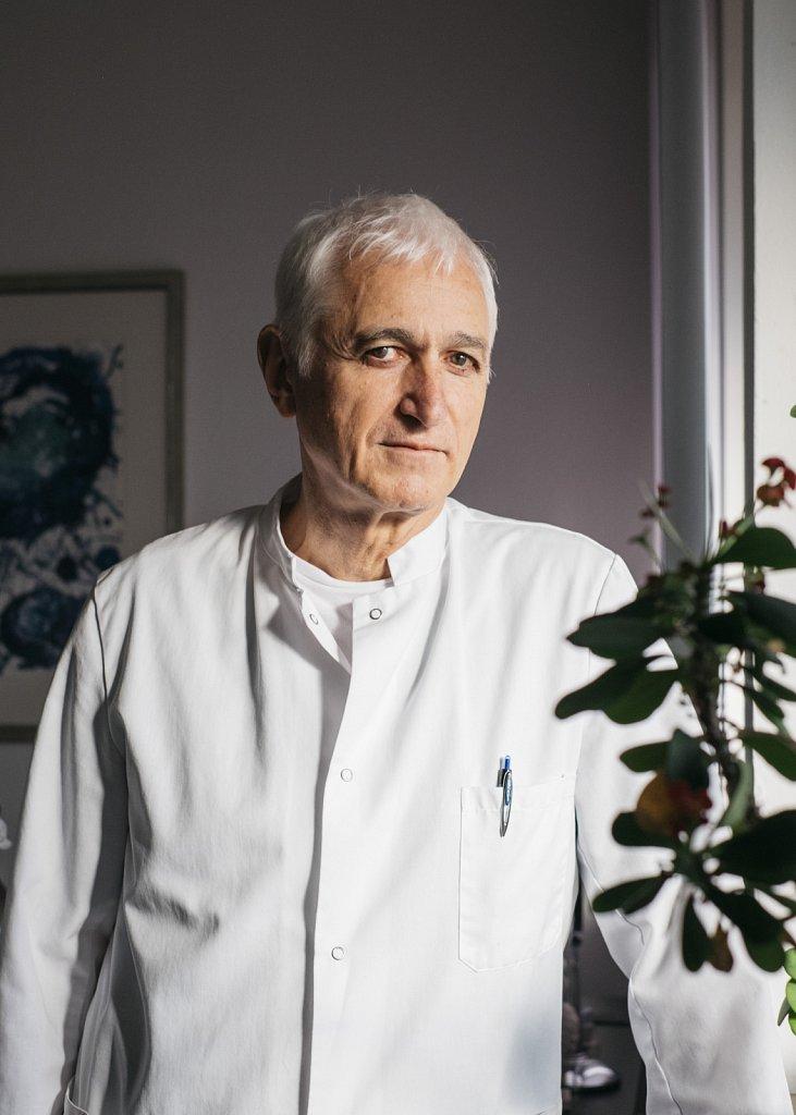Portrait Dr Johannes Reinmüller